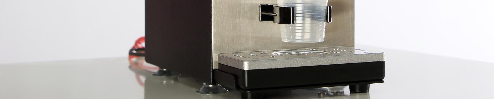 ALPHA 12V New Coffee Machine